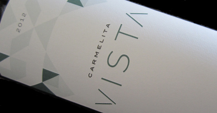 Carmelita Vista's arrived! First bottles of our new wine reach the UK