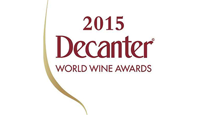 Wines Commended at Decanter World Wine Awards